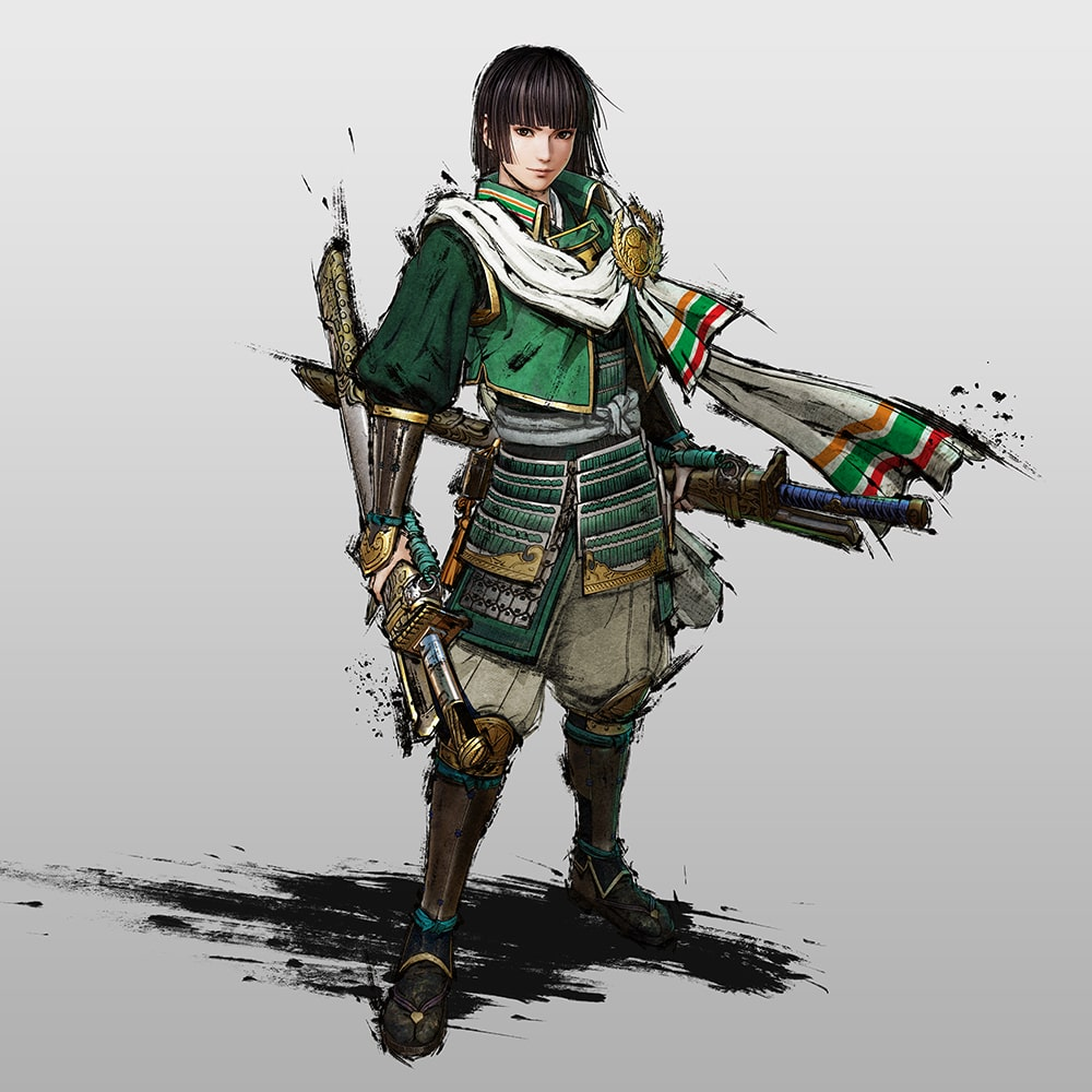 戦国無双5_徳川家康の特別衣装
