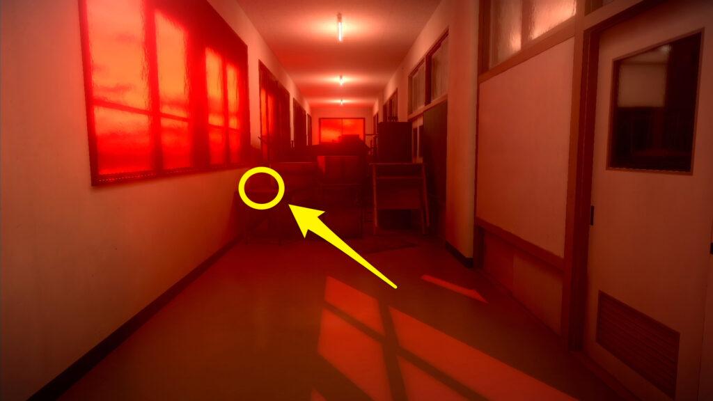 夕鬼_病院の鍵
