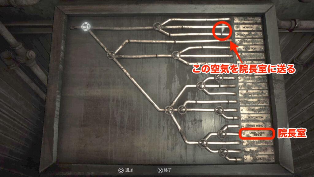 ソングオブホラー_蒸気の制御盤