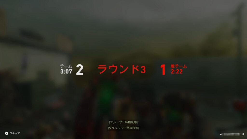 Back 4 Blood_ラウンド